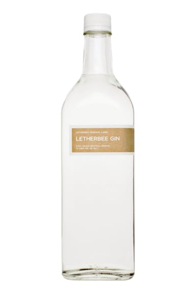 Letherbee Original Label Gin