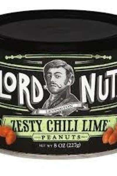 Lord Nut Levington Zesty Chili Lime Price & Reviews | Drizly
