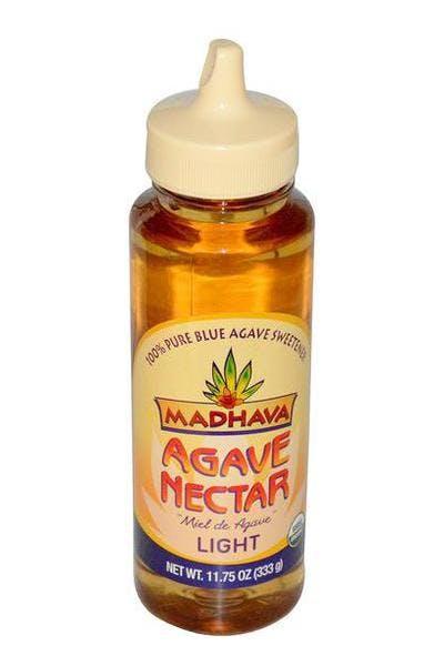 Madhava Light Agave Nectar