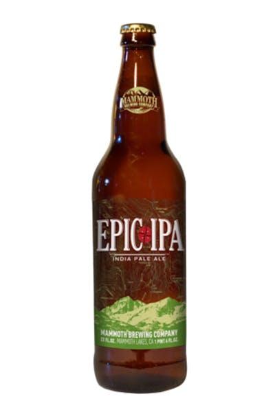 Mammoth Epic IPA