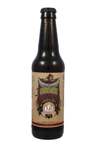 Mankato Organ Grinder Amber Ale