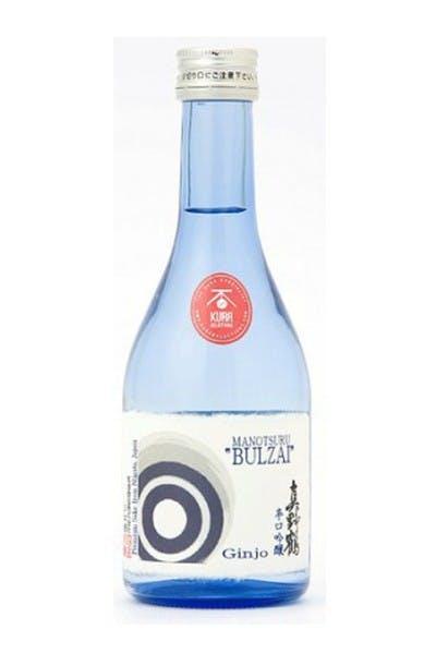 Manotsuru Bulzai Ginjo Sake