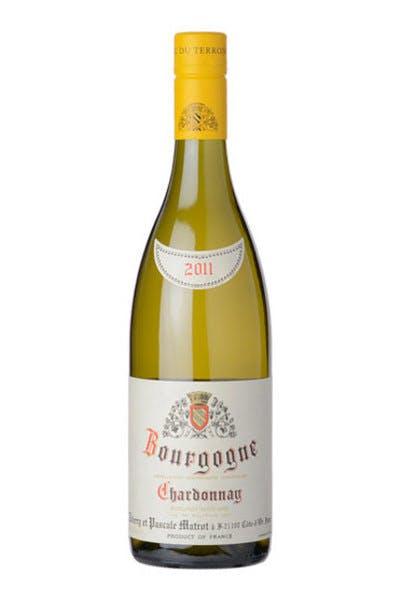 Matrot Bourgogne Blanc 2012
