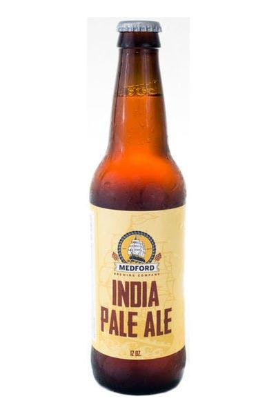 Medford Brewing IPA