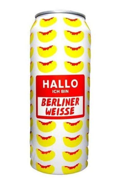Mikkeller Hallo Ich Bin Berliner Weisse Peach