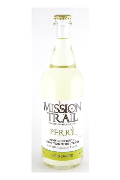 Mission-Trail Perry Cider