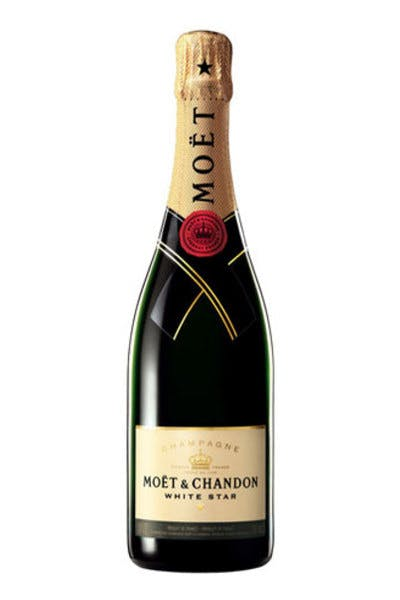 Moet & Chandon White Star Imperial Champagne