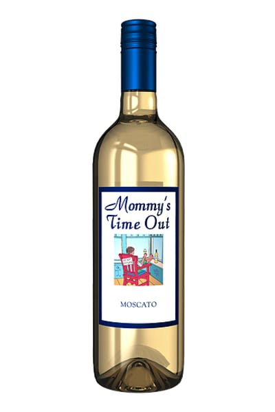 Mommy's Time Out Moscato