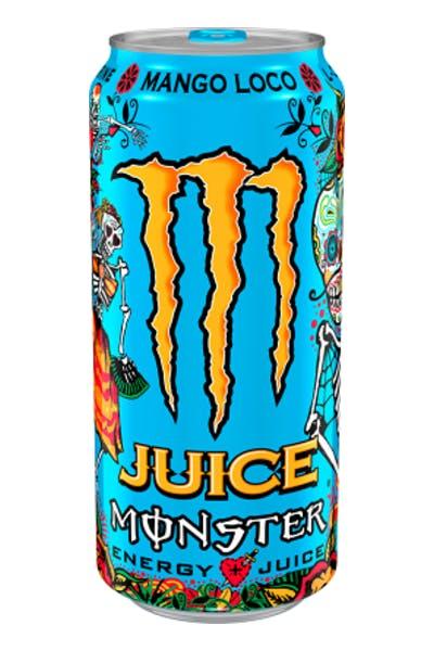 Monster Juice Mango Loco