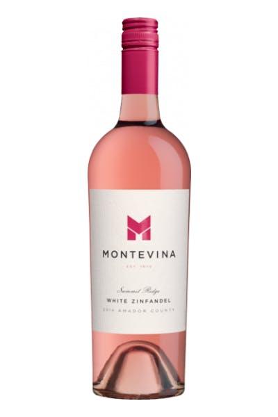 Montevina White Zin 2014