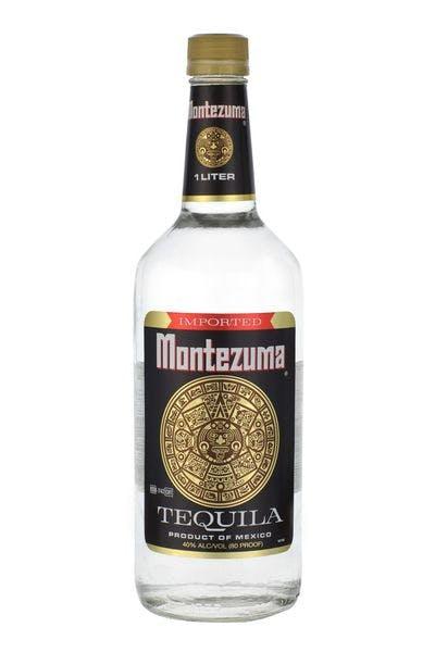 Montezuma White Tequila
