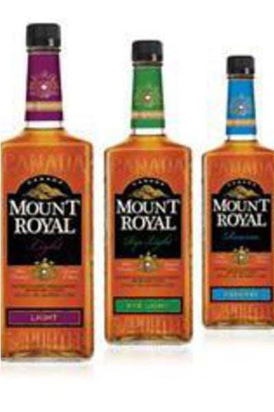 Mount Royal Light Whiskey