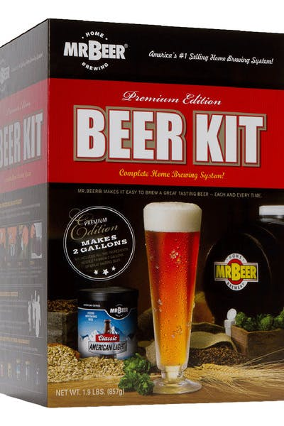Mr. Beer Premium Edition Beer Kit