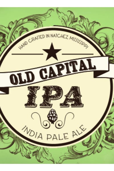 Natchez Brewing Old Capital IPA
