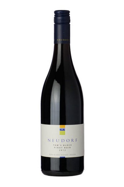 Neudorf Vineyards Tom's Block Pinot Noir Nelson 2014