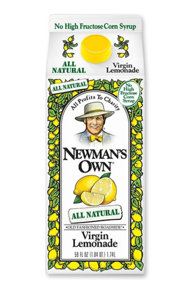Newman's Own Lemonade