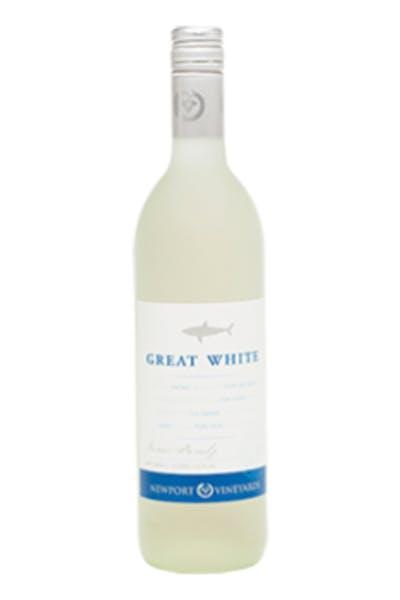 Newport Vineyards Great White