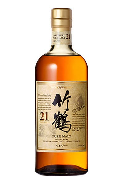 Nikka Taketsuru 21 Year Pure Malt