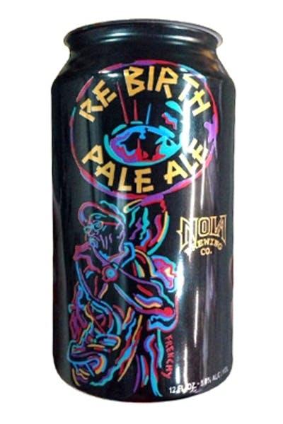 NOLA Rebirth Pale Ale