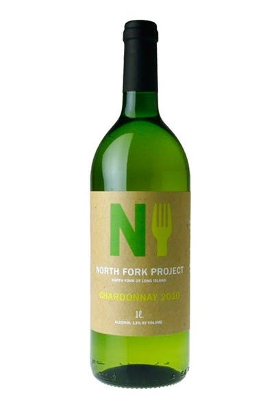 North Fork Project Chardonnay