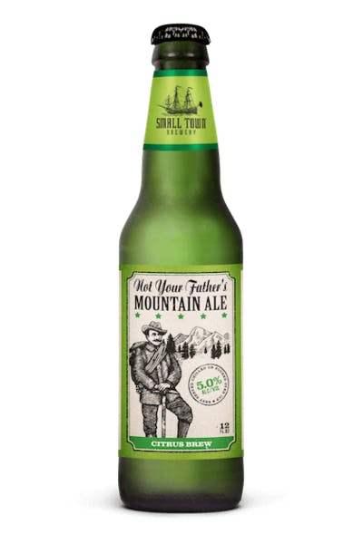 Not Your Father's Mountain Ale