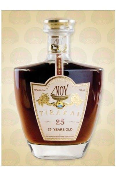 Noy Armenian Brandy 25 Year