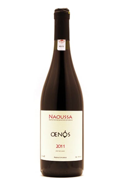 Oenos Naoussa Red