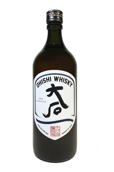 Ohishi White Label Whisky