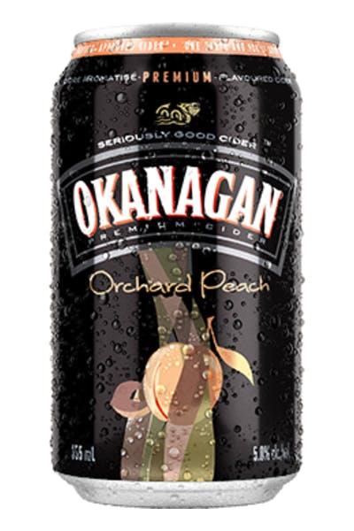 Okanagan Premium Peach Cider