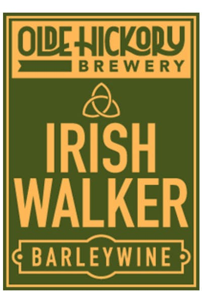 Olde Hickory Irish Walker Barley Wine Ale