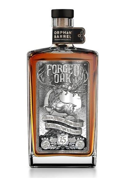 Orphan Barrel Forged Oak 15 Year Bourbon