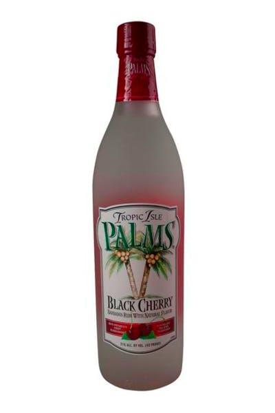 Palms Black Cherry Rum