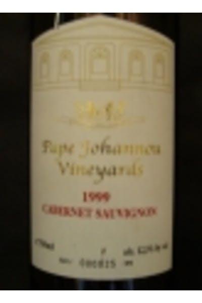 Pape Johannou Vineyards Cabernet Sauvignon
