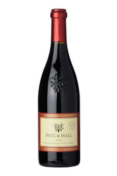 Patz & Hall Pinot Noir Sonoma 2012