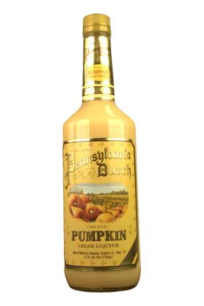 Pennsylvania Dutch Pumpkin Cream