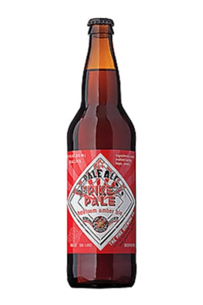 Pike Pale Ale [discontinued]