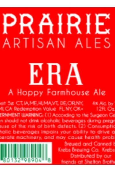 Prairie Era Farmhouse Ale