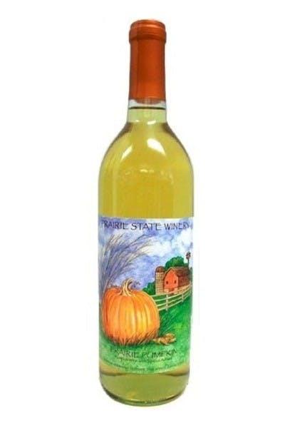 Prairie State Vineyards Pumpkin Wine