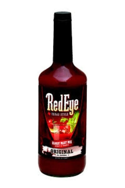 Red Eye Bloody Mary Mix (Original)