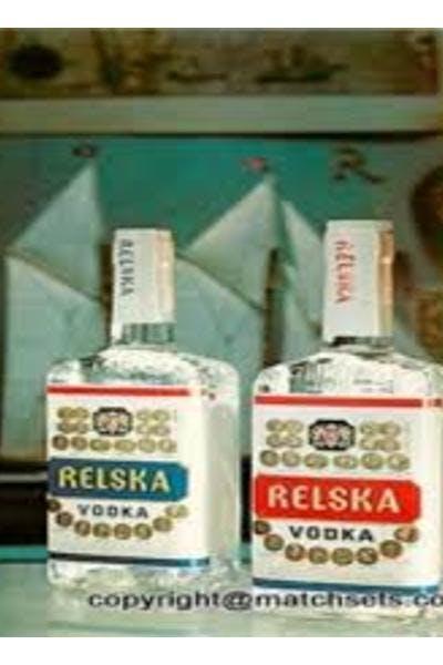 Relska Vodka (12 Cnts Of 10 Btls)