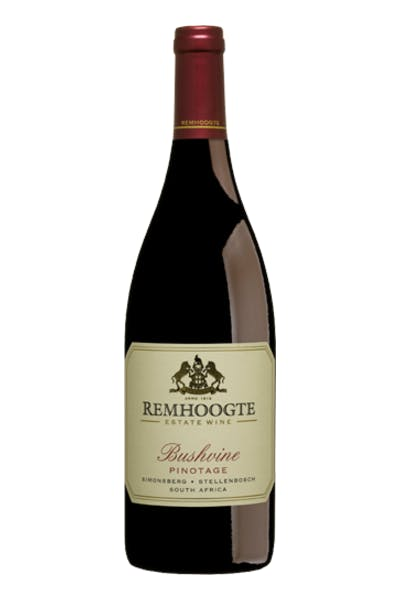 Remhoogte Pinotage 2012