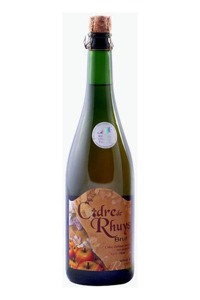 Rhuys Brut Bretagne Cider