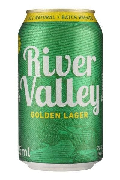 River Valley Golden Lager