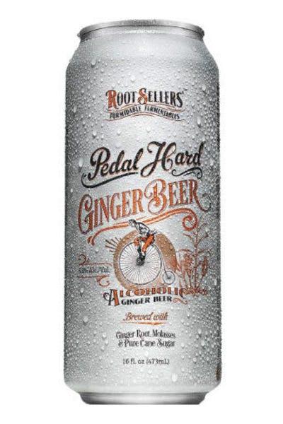Root Sellers Pedal Hard Ginger Beer