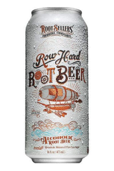 Root Sellers Row Hard Root Beer