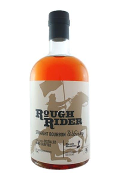 Rough Rider Straight Bourbon Whiskey