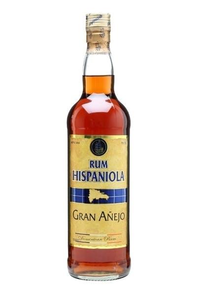 Rum Hispaniola Gran Anejo