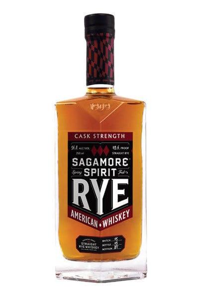 Sagamore Spirit Rye Cask Strength