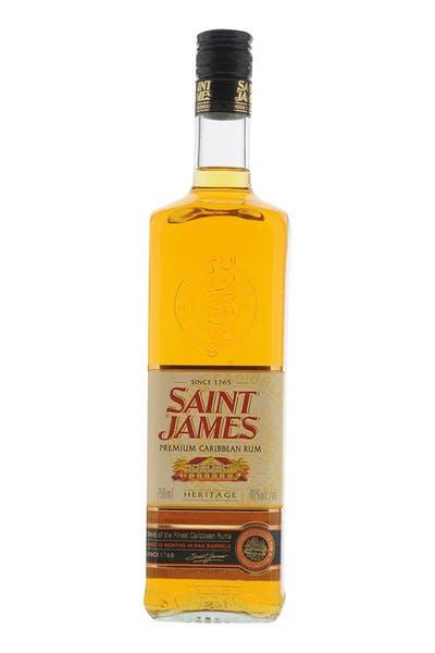 Saint James Heritage Rum
