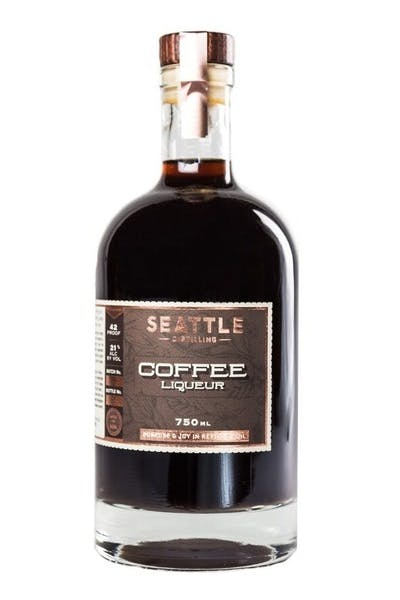 Seattle Distilling Coffee Liqueur